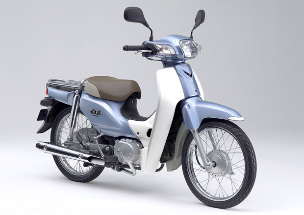 Honda vyrobila již 100 milionů motocyklů Super Cub