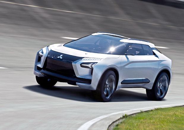 Toto je nové Mitsubishi e-Evolution. K potěšení řidiče využívá umělou inteligenci