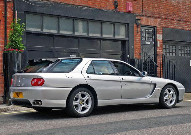 Ferrari 456 GT Venice: První rodinné ferrari, ale kolik jich vlastně vzniklo?