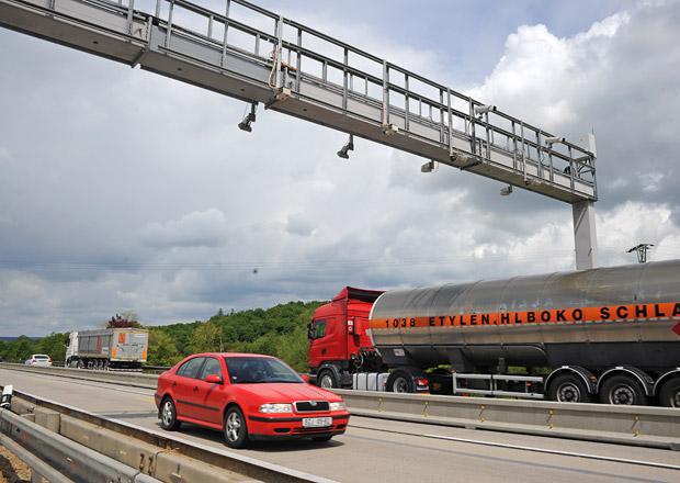 Měření rychlosti na dálnici D1: Mělo přinést větší bezpečnost. Nepovedlo se