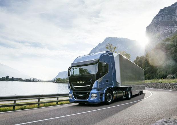 Iveco Stralis NP 460 rozšiřuje nabídku vozidel na stlačený i kapalný zemní plyn