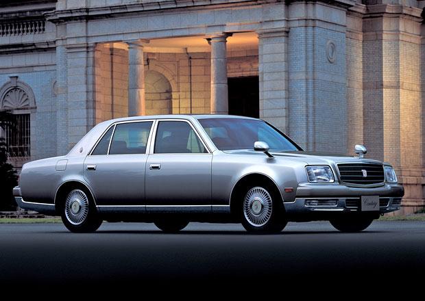 Toyota Century: Japonská luxusní limuzína ve třech generacích! Za padesát let...