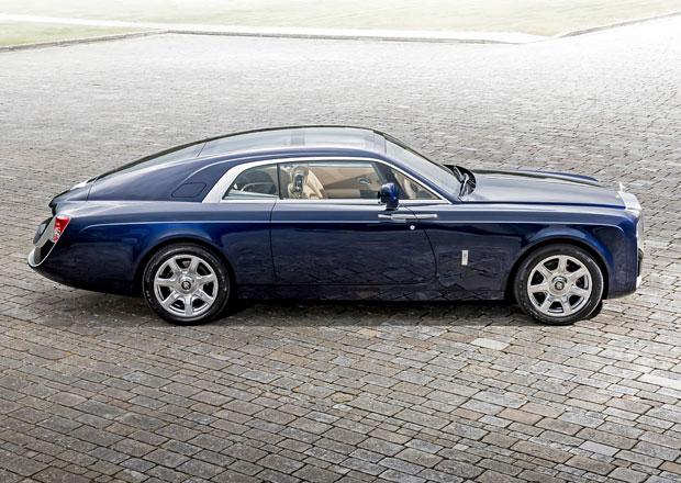 Rolls-Royce chce dělat více unikátních aut na zakázku. Prý to lidé chtějí!