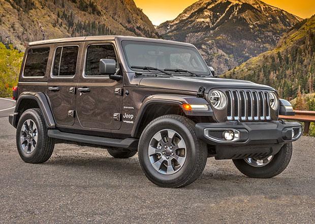 Legenda v novém! Nová generace Jeepu Wrangler na prvních fotkách