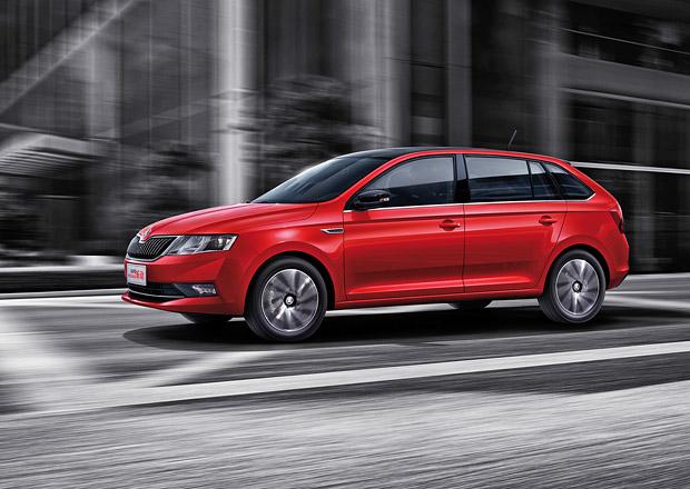 Škoda Rapid prošla modernizací. Tenhle facelift ale u nás nekoupíte!