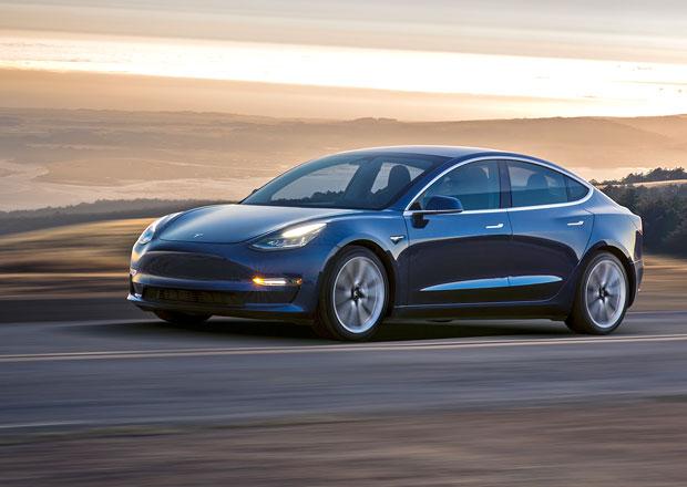 Tesla trhá rekordy. Ve ztrátě... Může za to nový Model 3