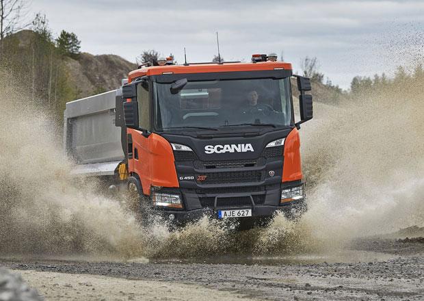 Scania a její obchodní výsledky za prvních devět měsíců roku 2017