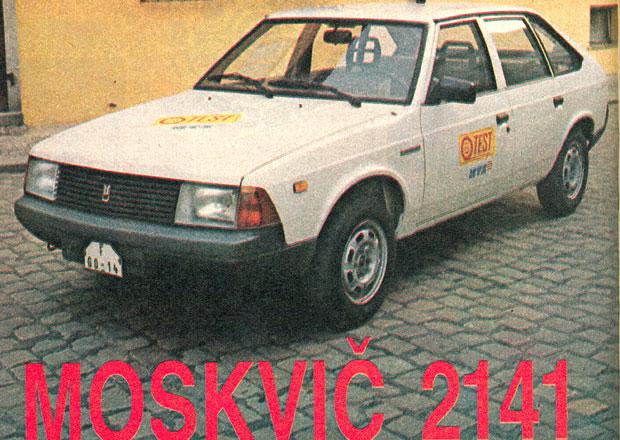 Jak si v dobovém testu vedl Moskvič 2141? Motorem nenadchl...