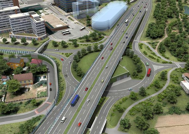 V Praze se rýsuje další tunel. Dokončení okruhu spojí Blanku s Jižní spojkou