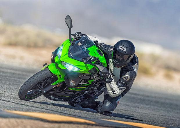 Kawasaki Ninja 400 je nový malý pouliční závodník z Japonska