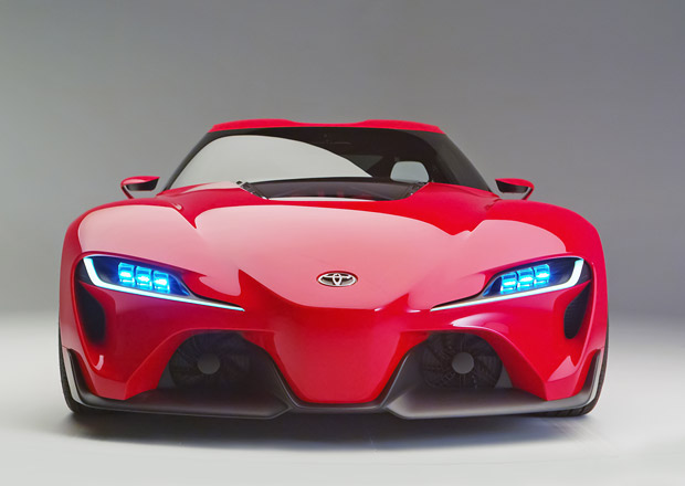 Supra už možná nebude Toyotou! Představí ji pod výkonnostním odvětvím
