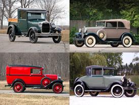 Ford Model A (1927-1932): Proč nebyl nástupce Plechové Lízinky tak úspěšný