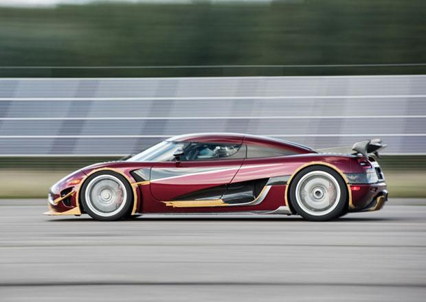 Koenigsegg to znovu natřel Bugatti a má světový rekord. Ale jaká byla nejrychlejší auta minulosti?