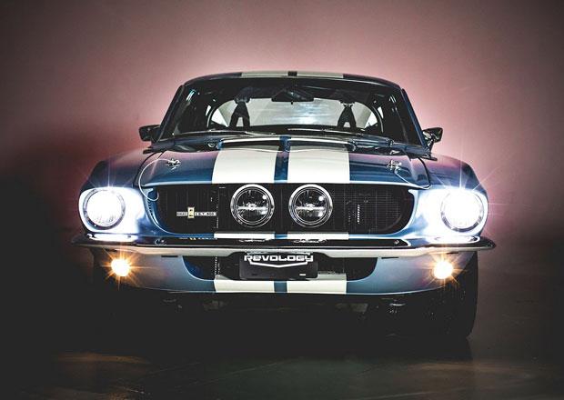 Revology Cars nabízí stroj času. Shelby GT500 z roku 1967 vyrobený v současnosti