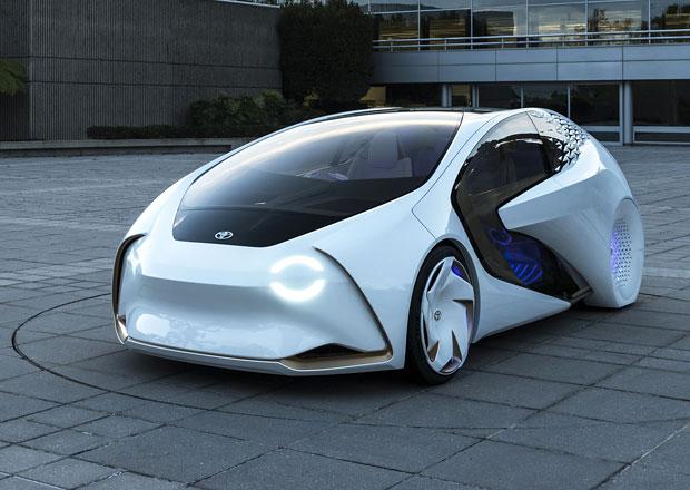 Toyota autonomním vozům nevěří: Pustíme se do nich, až budou bezpečné