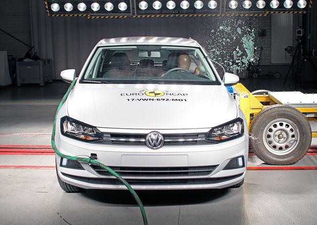 Euro NCAP 2017: Volkswagen Polo – Pět hvězd pro šestou generaci