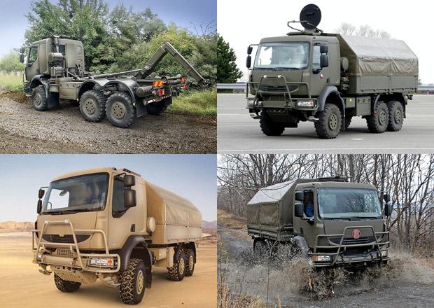 Tatra a její výjimečná řada Tactic. Čím jde ve stopách legendární Pragy V3S?