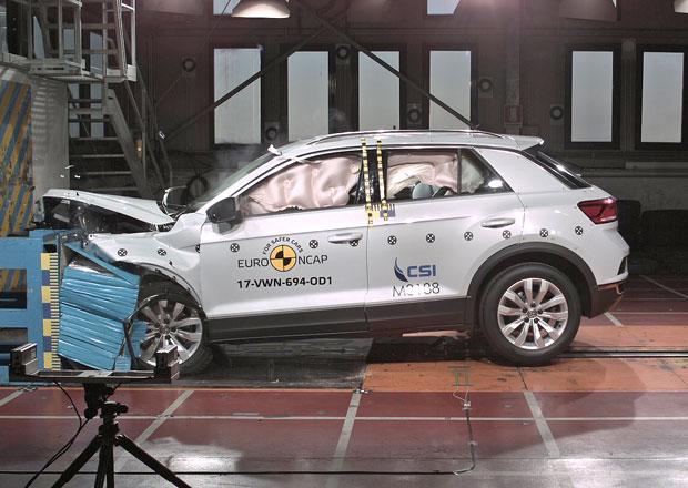 Euro NCAP 2017: Volkswagen T-Roc – Bezpečné malé SUV dostalo pět hvězd