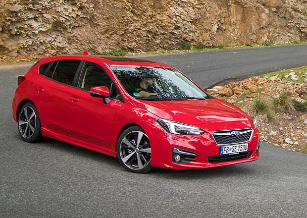 Nové Subaru Impreza má božský podvozek. Budou ale dva motory stačit?