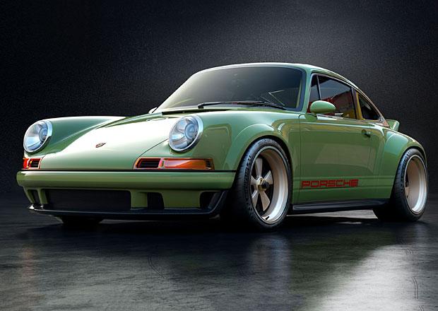 Porsche 911 je po precizní úpravě lehčí a výkonnější. Podílely se na tom absolutní špičky v oboru