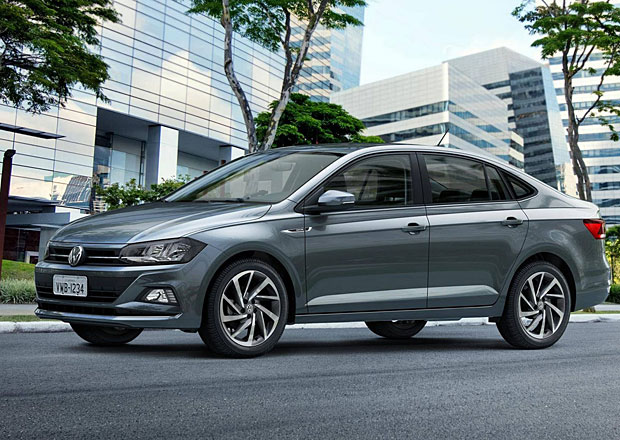 Volkswagen Virtus: Nové Polo jako sedan