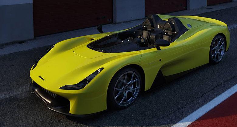 Dallara Stradale: Speedster slavného výrobce formulí konečně vyráží na běžné silnice