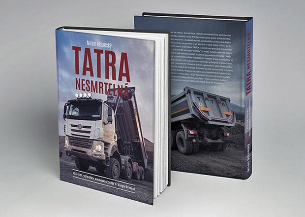 Tatra Trucks rekapituluje historii kopřivnické automobilky v nové knize