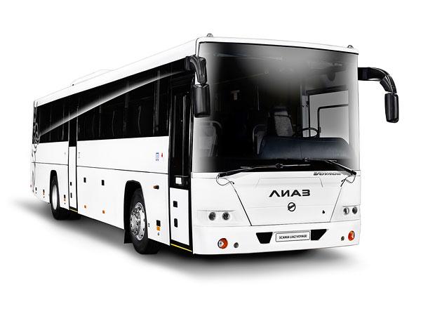 Scania je dodavatelem podvozků pro ruské autobusy LiAZ