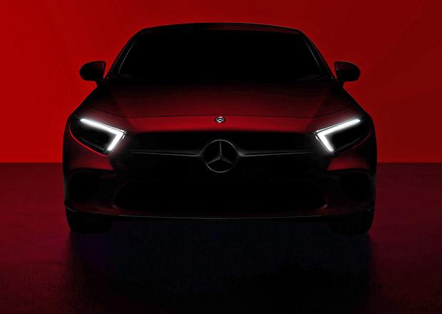 Nový Mercedes-Benz CLS se odhalil na prvních snímcích. Představí se už brzy