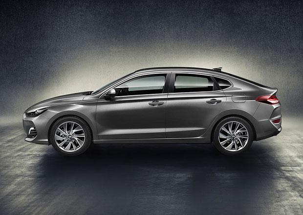 Hyundai i30 fastback odhalil český ceník. Úvodní limitka je hodně lákavá!