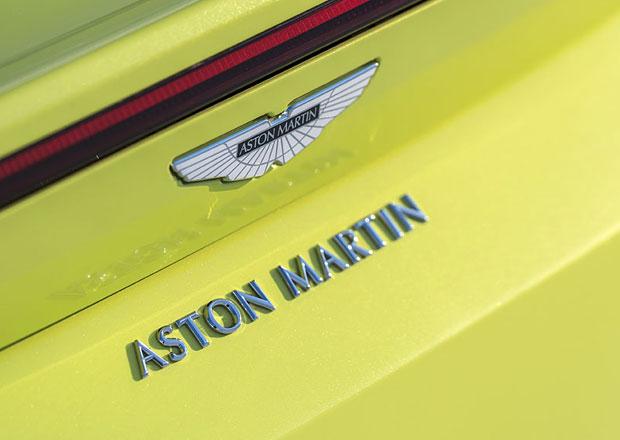 Aston Martin má našlápnuto k prvnímu zisku od roku 2010