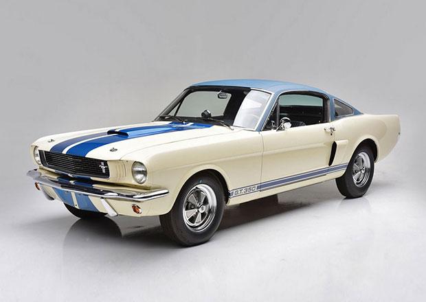 První prototyp Shelby GT350 pro modelový rok 1966 míří do aukce