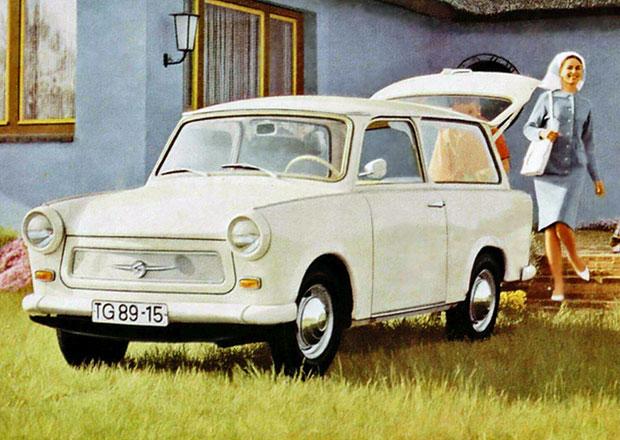 Trabant 601 (1963-1990): Zastaralý a vysmívaný modrofuk je dnes kultem