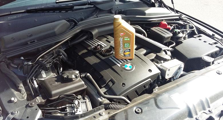 Výměna motorového oleje: Čím se musíte při výběru oleje řídit?