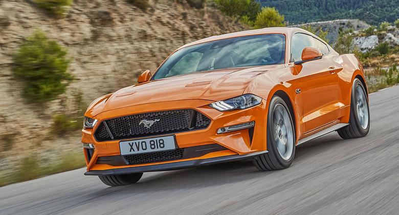 Ford Mustang má české ceny. Kolik si připlatíte za pětilitrový osmiválec? Není to moc!