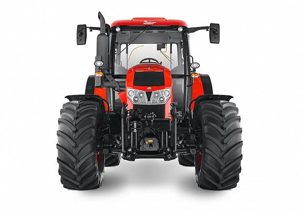 Zetor dodá do Ruska až 6000 sad traktorů řady Forterra