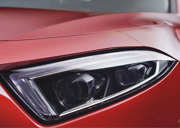 Premiéra elegantního sedanu-kupé CLS proběhne tento týden. Mercedes vábí videem