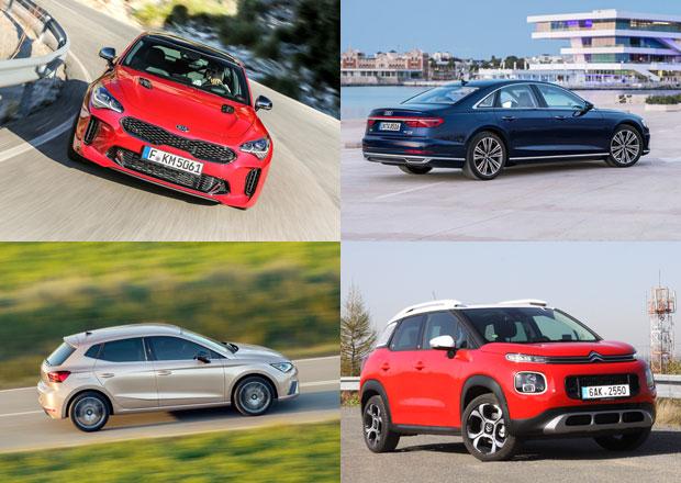 Finalisté evropského Auta roku 2018 odhaleni. Je mezi nimi i Škoda Karoq?
