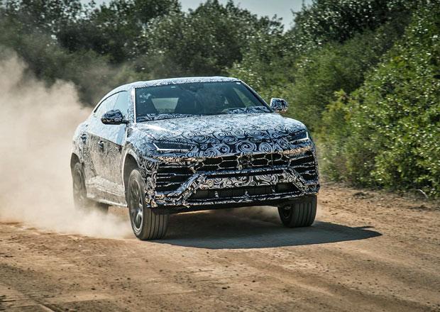 Lamborghini Urus se blíží: 7 věcí, co už známe o chystaném super SUV