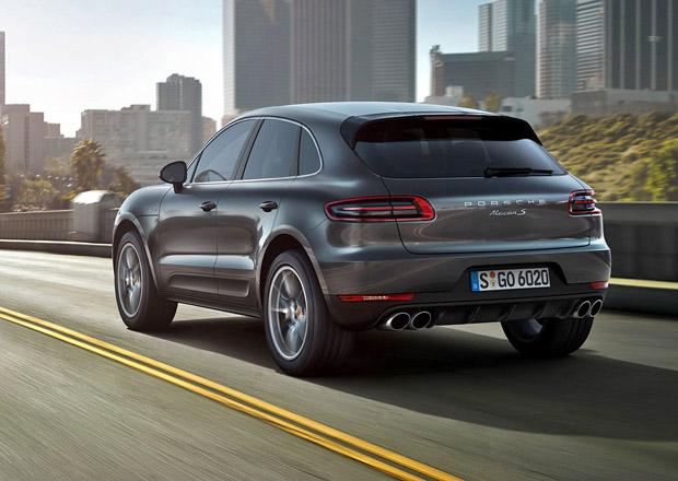 Porsche Macan může být druhým sériovým elektromobilem značky