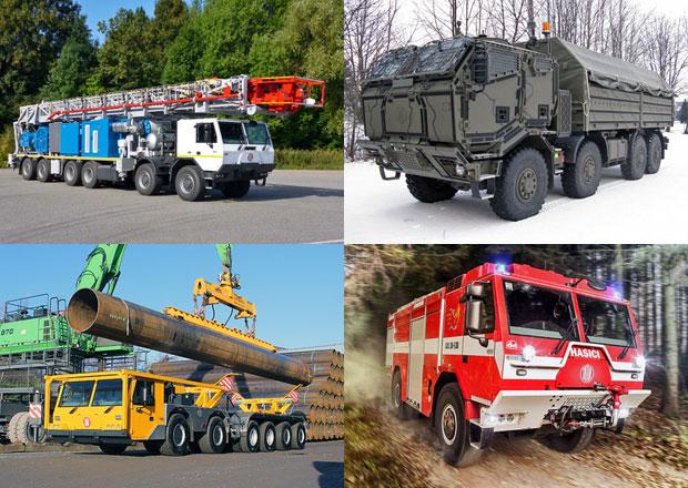 Tatra Force není jen armádní speciál. Prohlédněte si její extrémní verze!