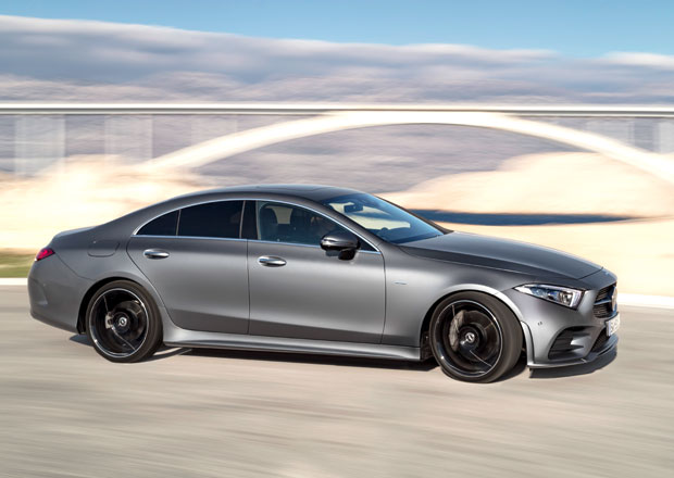 Mercedes CLS oficiálně: Elegantní sedan-kupé sází na uhlazený vzhled a komfort pro posádku