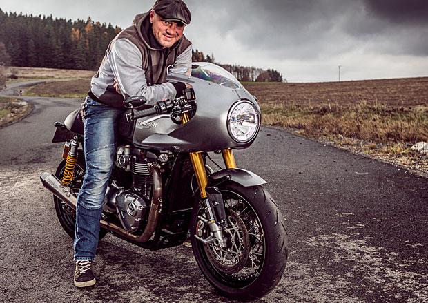 Jak převážet motocykl? Naučí vás to Pepa Sršeň!