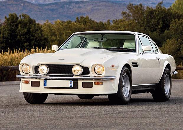 Kupte si vzácný Aston Martin V8 Oscar India. Čtyřicetiletý krasavec je všechno, jen ne levný