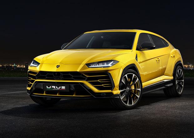 Lamborghini Urus: Dlouho očekávaný italský supersport do terénu se představil
