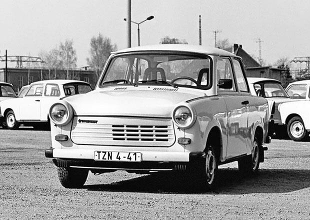 Trabant 1.1 (1988-1991): Jak chtěl být Trabant čtyřtaktem a nevyšlo mu to