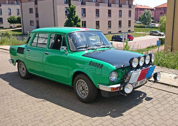 Škoda 110 L Rallye: Vypiplaná soutěžní specialitka byla skoro tak skvělá jako legenda