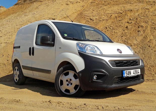 Fiat Fiorino Van 1.3 Multijet SX: Po 3000 km (dlouhodobý test 2. část)