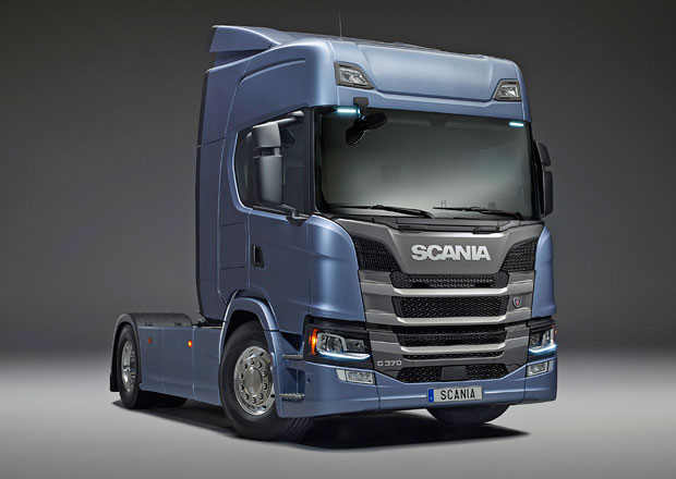 Scania G20 a V5: Kabiny a motory