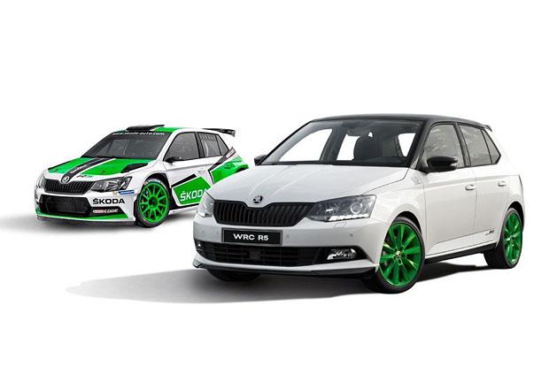 Fabia R5 WRC: Škoda chystá limitku se závodními geny i pro běžné silnice!